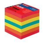 Блок бумажный, цветной, размер 9x9x9 см, 700 листов, проклеенный HERLITZ артикул 00146092