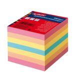 Блок бумажный, цветной, размер 9x9 см, 550 листов HERLITZ артикул 01604008