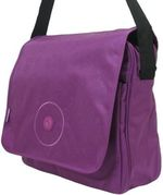Сумка BE.BAG FLOWER SPLASH PURPLE, разм. 38х34х12,5 см, 11281474