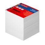 Блок бумажный, белый, разм. 9x9x9 см, проклеенный, плотность бумаги 80 г/м2, 900 листов, 146225
