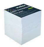 Блок бумажный, белый, разм. 9х9х9 см, проклеенный, офсет 80 гр, I8912p/R