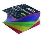 Блок бумажный четырехцветный, спираль, 8х8х4 см, офсет 80гр, IPC884cS