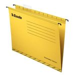 Подвесная папка ESSELTE PENDAFLEX PLUS FOOLSCAP, желтый, цена за 1шт, 90335