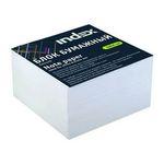 Блок бумажный, белый, разм. 9х9х5 см, офсет 80 гр, I9906/N/R