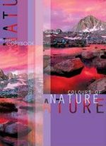Тетрадь COLOURS OF NATURE,  кл., евроспираль, выб.лак, 80 л, ассорти, Т4гр_7БЦ80вл 8506